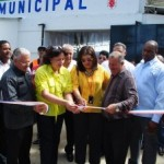 Santiago.- Inauguran Moderno Matadero En El Ingenio Abajo