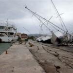 Fuerte Terremoto Sacude A Grecia