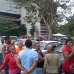 Santiago.- Largas Filas Para Cambiar Cédulas En JCE