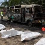 Bogotá, Colombia.- Decreta Duelo Nacional Por Muerte De 31 Niños