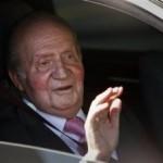 Madrid, España.- El Rey Juan Carlos De España Abdica A Favor De Felipe