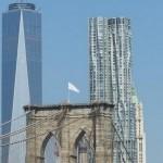 New York.- Tienen ADN Del Sospechoso Que Puso Banderas En El Puente De Brooklyn
