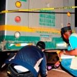 Un Muerto Y Un Herido En Asalto A Camión De Valores