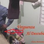Vergüenza Que Sucio. «Video» Muestra A Fiscal De Ocoa Colocando Pistola Debajo De Cama De Supuesto Narco