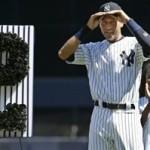 Nueva York.- Los Yankees Rinden Homenaje A Jeter