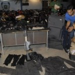 Altamira, Puerto Plata.-  PN Apresa Supuestos Sicarios Y Les Incauta Pertrechos Militares