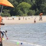 New York City.-  Día Del Trabajo Y De Decirle Adiós A Las Playas