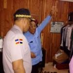 Jefe PN Visita Embajador De Haití Y Asume Investigación De Robo En Residencia