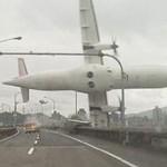 Taiwán.- Vídeos impactante: Momento Dramático Del Siniestro Del Avión