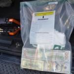 DNCD Decomisa 200 Mil 900 Dólares A Dos Hombres En La Avenida Sarasota