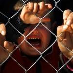 ¡Crimen Atroz! Terrotistas Atan Explosivos Al Cuerpo De Un Niño Y Lo Hacen Detonar