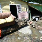 Moca: Inundaciones Dejan 47 Viviendas Destruidas Y 300 afectadas (VÍDEO) (FOTOS)